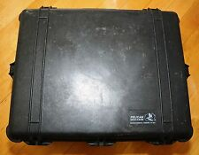 Pelican 1600 Carrying Case with foam insert for Cine Camera Lens