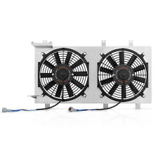 Mishimoto Direct Fit Radiator Fan Shroud Kit - Impreza WRX / STi - 2004-2007