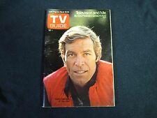 1974 TV GUIDE===DOC ELLIOT===EX CONDITION==NY METRO EDITION