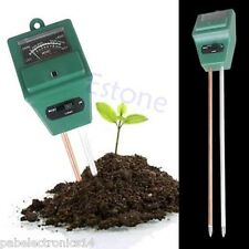 3in1 Plant Flowers Soil PH Tester/Moisture/Light Meter