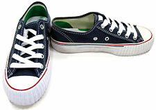 PF Flyers Shoes Center Reissue Lo Navy Blue/White Sneakers Men 5 WO 6.5