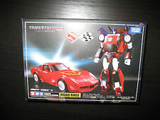NEW Transformers TakaraTomy MP-26 Masterpiece Road Rage Chevy Corvette