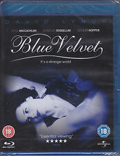 Blue Velvet - Kyle Maclachlan, Dennis Hopper   New & Sealed Blu-ray