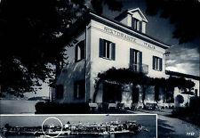 Isola Pescatori Lago Maggiore alte Postkarte Albergo Ristorante Italia Cartolina