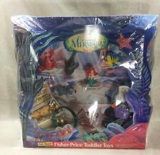 1997 McDonald's  - THE LITTLE MERMAID Happy Meal Toy Store Display