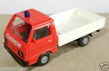 MICRO RIETZE HO 1/87 MITSUBISHI L300 pick-up POMPIERS FEUERWEHR