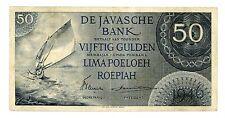 Netherlands Indies ... P-93 ... 50 Gulden ... 1946 ... *XF*