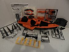 GI JOE ~ 2004 TIGER RAY hydrofoil moray ~ 100% COMPLETE ~ JOECON CONVENTION