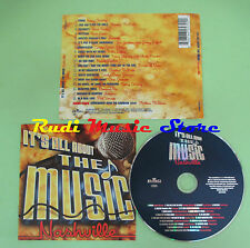CD ALL ABOUT MUSIC NASHVILLE compilation 2004 KENNY CHESNEY BRAD PAISLEY (C28)