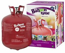 Balloon Time Disposable Helium Cylinder Large 50Ct