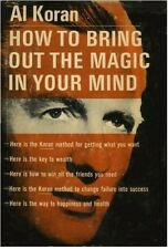 Al Koran~HOW TO BRING OUT THE MAGIC IN YOUR MIND~1ST/DJ~