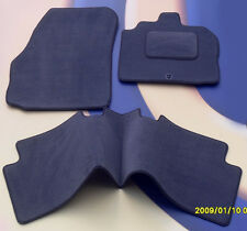 RENAULT SCENIC 2004 - 2009 GREY QUALITY CAR MATS