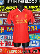 5/5 Liverpool adults XL 2013 football shirt jersey trikot soccer