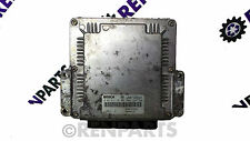 Renault Laguna II 2001-2007 1.8 16v Engine ECU Unit Sagem 8200416289 8200278376