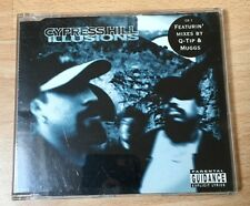 HIP HOP CYPRESS HILL -  ILLUSIONS CD - CYPRESS HILL