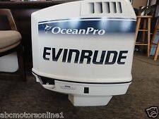 94 - 98 Johnson Evinrude 150 175 200 HP Engine Cover Motor Ocean Pro Outboard