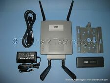 Cisco Aironet 1200 Dual Band Wireless Access Point AIR-AP1232AG-A-K9 Complete