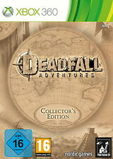 Deadfall Adventures -- Collector's Edition (Microsoft Xbox 360, 2013, DVD-Box)
