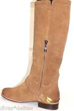 $$220  UGG Australia Channing Riding Boots  Chestnut  Size: US/5