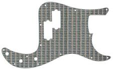 P Bass Precision Pickguard Custom Fender 13 Hole Guitar Classic Grill Cloth
