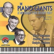 Piano Giants At Bob Haggart' by Haggart, Hyman, Smith, Sutto