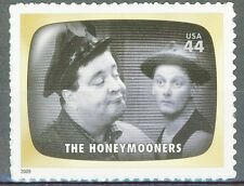 The Honeymooners 1960s Television Icons Gleason Carney MNH Stamp Scott's 4414T