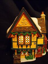 Dept 56 Dickens Village The Spider Box Locks - 58448 - Retired