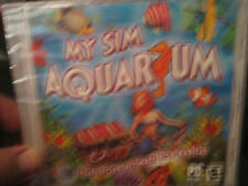 My Sim Aquarium  (PC/CD-ROM, 2006) BRAND NEW/FACTORY SEALED!!!