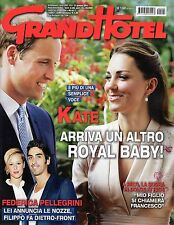 GrandHotel.Kate Middleton,Claudio Gioè,Marilyn Monroe & Joe DiMaggio,Brian Jones