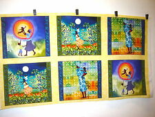 Fabric Quilting Treasures Cairns African Mother child CHERISH PANEL