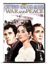 War and Peace 1956: DVD Audrey Hepburn, Henry Fonda, Mel Ferrer