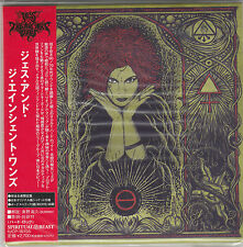 Jess And The Ancient Ones – Jess And The Ancient Ones  JAPAN Edition RARE!!!