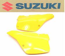 New Genuine Suzuki Side Cover Panels 89-92 RMX250 Covers Panel RMX 250 OEM #O99