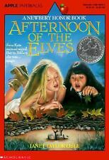 Afternoon of the Elves, Janet Taylor Lisle, Good Book
