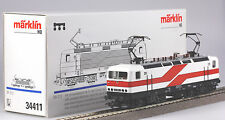 Marklin HO #34411 DR Class BR212 Electric Locomotive, N/BX Sold in 1996 only