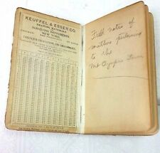 Mt Olympus Farm Utah Mathis Field Notes 1928 1929 Lot Division Property Zoning