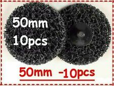 Roloc 50mm Stripping Discs Poly Abrasive Smart Repair 10pcs Free Postage