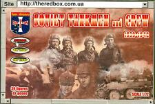 Orion Models 1/72 SOVIET TANKMEN AND CREW 1939-1942 Figure Set