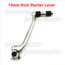 13mm Kick Starter Levers For 50 70cc 90cc 110cc 125cc YX Lifan SSR Pit Dirt Bike