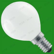 6x 40W OPAL DIMMABLE GOLF LIGHT BULBS, 2000 HOURS, SMALL SCREW, SES, E14, LAMPS