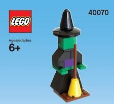 Constructibles® Halloween Witch Mini Model LEGO® Parts & Instructions Kit 40070
