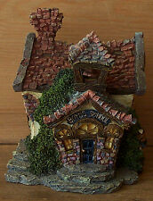 Boyds Bearly-Built Villages~The Boyds Bearly A School~Town Bear Building