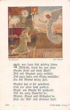"""Holy cards santos imagen gebetbild andachtsbild """"h4110"""" novia de nuestro Señor Jesucristo"""