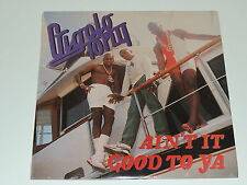 GIGOLO TONY ain't it good to ya Lp RECORD 1989 SEALED