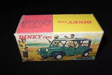 Dinky 342 Austin Mini-Moke Empty Repro Box Only