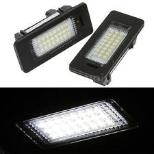 2Pcs 3528 SMD 24 LED License Plate Light Lamp For BMW 5-series E39 E60 E61 Z4B4