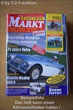 Oldtimer Markt 4/02 Ferrari 400 DB W 123 Healey