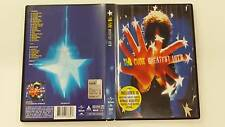 THE CURE GREATEST HITS DVD 2001