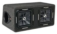 KICKER L7 Dual-Bassreflexbox DS12L72 Subwoofer