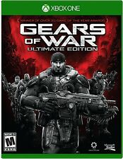 Gears Of War Ultimate Edition for Xbox One S Console New Sealed Ships Fast !!!